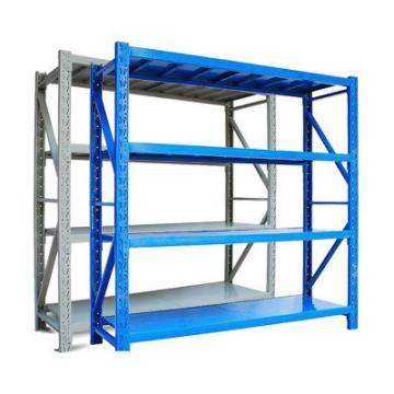 Warehouse Products Pallet 1200*1000*150mm Grid Double Sides Heavy Duty Plastic Tray for 1.5t Shelf Racking with 8 Steel (ZG-1210 8 steels)