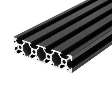 Anodized 6000 Series T5 Extrution Industrial Aluminum Profile for Workstation
