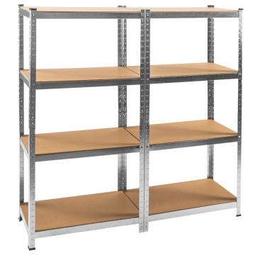 Medical Shelving Units in Stainless Steel
